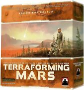 Terraforming Mars Board Game New With Damaged Box Fast Free Shipping