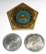 Challenge Coin - Usa - Dod - Office Of The Secretary Of Defense - Intand039l Security