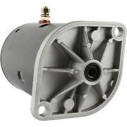 Western Fisher Snowplow Motor For W/two Posts Snow Plow W-6294 Mue6206as 46-3618