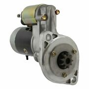 Starter For Thermo King Engine Various Models 1996-on Yanmar Diesel 410-44038