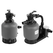 Swimming Pool Sand Filter System Sand Filter Water Pump Combination Set Pool A