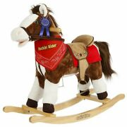 Duchess Stable Horse 3 To 4 Years 5-20383m Leatherette High-back Saddle 65 Lbs
