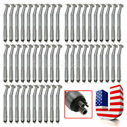 100x Nsk Pana Max Style Dental High Speed Turbine Handpiece Push Button 4h Y1ba
