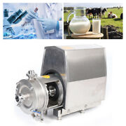 1500w Emulsion Pump High Shear Trl1-80 For Chemical Mixing/dispersion 2900rpm Us