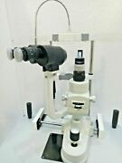 Slit Lamp Zeiss Type 2 Step With Accessories