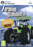 Simext2011 - Extension Official Of Game Farming Simulator 2011