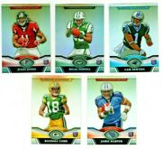 2011 Topps Platinum Complete 50 Card Rc Set Loaded With Big Names See Photos///