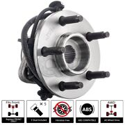 [frontqty.1] Wheel Hub Assembly For Mercury 1997-2001 Mountaineer 4wd-model