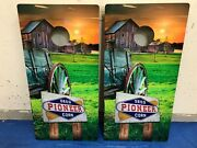Pioneer Seed Corn Hole Boards - Bean Bag Toss Game