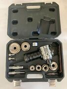 Southwire Mpxd-sd Max Punch Xd Knockout Tool 1/2 Up To 2andrdquo Set W/ Drive Unit