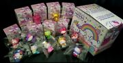 Hello Kitty Collectible Figures... Complete Set Of 12