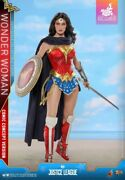 Hottoys Mms506 1/6 Wonder Woman Comic Concept Ver.full Set Action Figure Doll