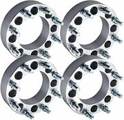 8x170 Wheel Spacers Adapters 2.5 Inch Fits F-250 F-350 Superduty Excursion 14x2