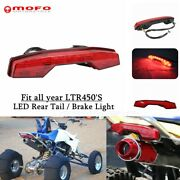 For Suzuki Tail Lamp Assembly Led Brake Tail Light For Ltr450 All Year Red Lens