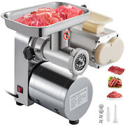 Electric Meat Grinder 360lbs/h Sausage Stuffer 3 In 1 Meat Cutter Machine
