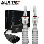 2x Auxito 9005 Hb3 Led Headlight Bulb High Beam For 2000-2014 Toyota Camry