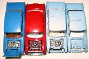 Moskvitch 408/ 71/ A1 Metal Soviet And Dinky Toys France Original Toy Car + Parts