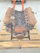 Oldsmobile Rocket 350 Complete Engine Core Free Shipping