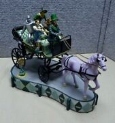 Ltd Edition Wizard Of Oz Music Box Horse Of A Different Color San Francisco Lc