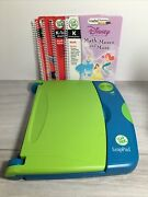 Leapfrog Leappad Learning System 30004 My First Leap Pad Frog With 5 Books