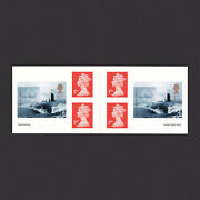 2001 Centenary Of The Royal Navy Submarine Service Retail Booklet With Sg 2207