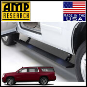 Amp Research Power Step Electric Running Boards Fit 2015-2020 Gmc Yukon Xl