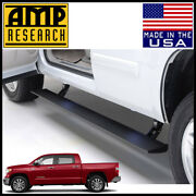 Amp Research Power Step Electric Running Boards Fit 2007-2017 Tundra Crewmax Cab