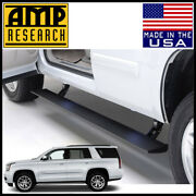 Amp Research Powerstep Electric Running Boards Fit 2015-2020 Gmc Yukon
