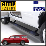Amp Research Powerstep Electric Running Boards Fit 18-19 Expedition Max Limited