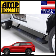 Amp Research Powerstep Electric Running Boards Fit 2018-2020 Jeep Grand Cherokee