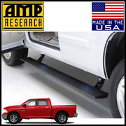 Amp Research Power Step Electric Running Boards Nerf Bars 2013-2015 Dodge Ram