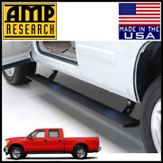 Amp Research Powerstep Electric Running Boards Fit 2008-2016 F-250 F-350 F-450