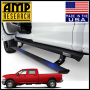 Amp Research Powerstep Xl Electric Running Boards 2010-17 Ram 2500 3500 Crew Cab