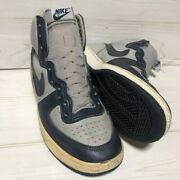 Nike Terminator High Terminator Og Gray X Navy Extreme Beauty Product Us8.5