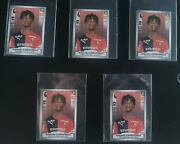 Rookie 5x Camavinga Panini 424 French Championship Sold Out Great Investment