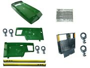 Hood/panel/decal/front Grill Am128986 Am128983 Am116207fits John Deere425 Lows/n