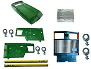 Hood/panel/decal/front Grill Am128986 Am128983 Am116207fits John Deere445 Lows/n