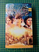 Heart Of The Jedi   Rare Out Of Print Paperback