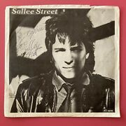 Sallee Street Andlrmandndashlivinand039 In The City / Punk Funk 7 45 Signed Boogie 1982 Us 45rpm