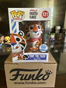 Funko Pop Tony The Tiger Kelloggs Frosted Flakes Funko Shop Exclusive