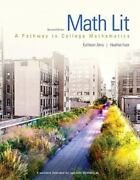 Math Lit By Heather Foes And Kathleen Almy 2nd Ed Loose Leaf Copy No Access Code