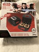 Nk Sandwich Toaster Star Wars Edition Head Of Darth Vader And Soldier Imperial