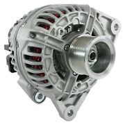 New 12v 120a Ir If S8 Pulley Alternator For Ford/new Holland Bw28 Bale Wagon