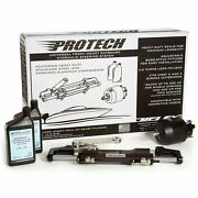 Uflex Protech 1.0 Universal Front Mounting Hydraulic Steering System