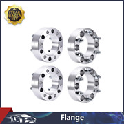 4pcs 2and039and039 Wheel Spacers Adapters 6 Lugs 6x5.5 12x1.5 For Toyota Tacoma 4runner C