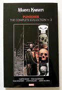 Marvel Knights Punisher The Complete Collection Vol. 3 Graphic Novel Comic Book
