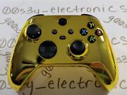New Custom Xbox Series One / X / S Gold Styled Wireless Controller