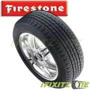 1 Firestone Affinity Touring S4 Ff P195/65r15 89h Tires All Season 50k Mile