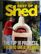 Snow The Best Of Shed The Top 18 Projects From 10 Great Years Sc