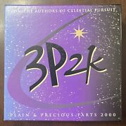 3p2k - Plain And Precious Parts 2000 - Religious Board Game New And Unused